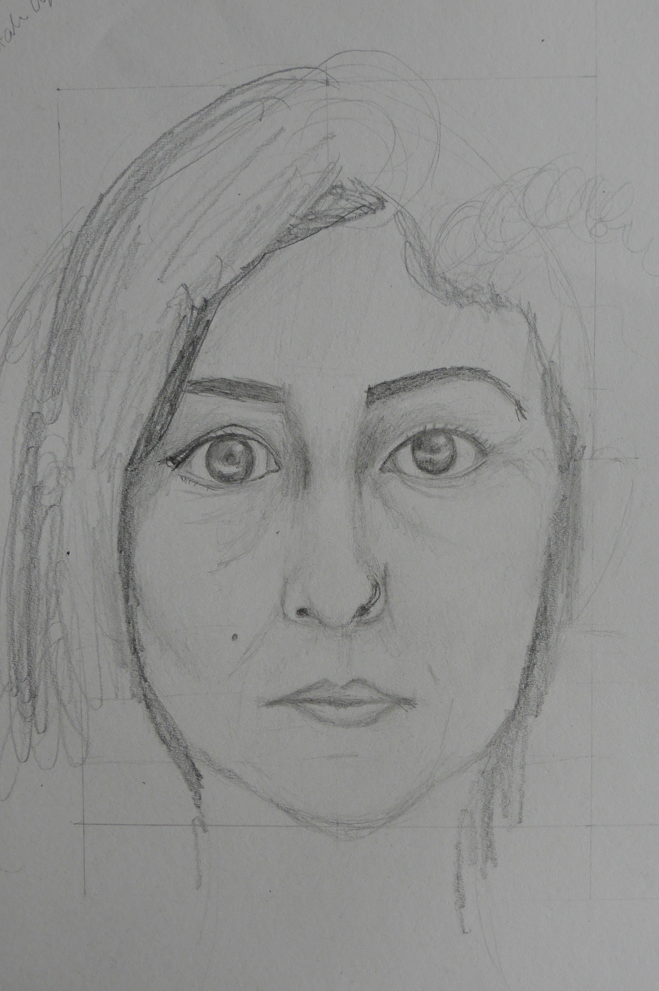 Beginners drawing course week 5 leeds art group for Basic sketches for beginners