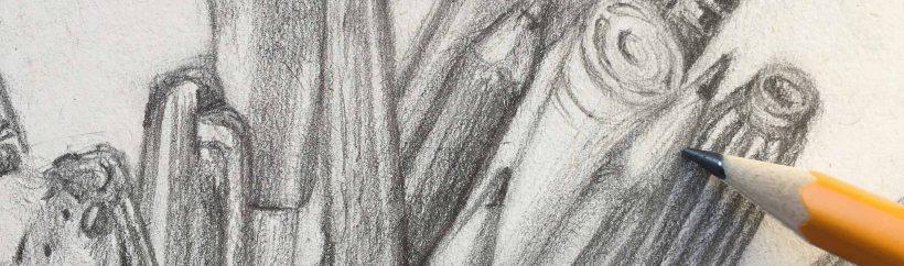 Pencil & Paper strip